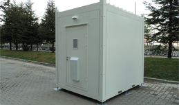 Shelters - Shelter Cooling -  Equipment Cooling